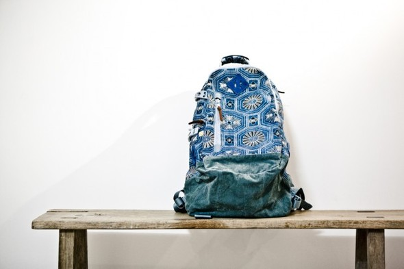 Visvim 2012 Spring/Summer рюкзак LAMINA 22L. Изображение № 1.