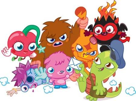 Moshi Monsters-Социальная Игровая Сеть дляваших Деток. Изображение № 6.