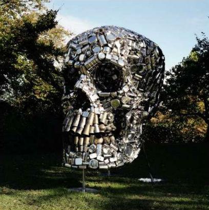 Искусство где-то рядом: 10 художников, работающих с предметами быта. Изображение № 35.