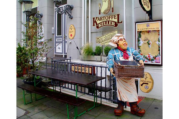 Ресторан Kartoffelkeller. Изображение № 30.