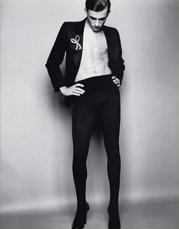 "Изображение 57. VISIONAIRE: 20 лет публицистики ""haute couture"".. Изображение № 48."