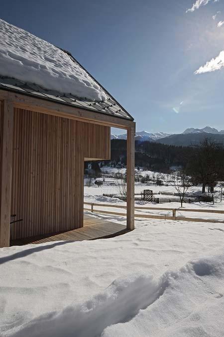 Альпийский домик. Изображение № 5.