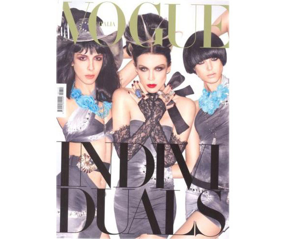 Новые обложки: Pop, Vogue, Elle, Bazaar, GQ. Изображение № 3.
