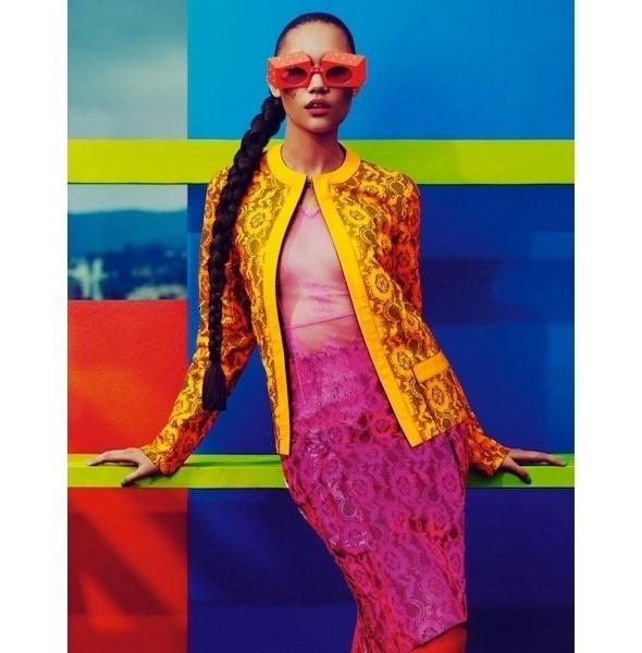 Изображение 8. Съемки: Love, Purple Fashion, Vogue и другие.. Изображение № 14.