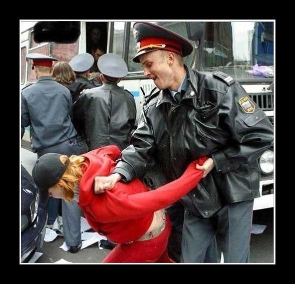 ХРОНИКА НЕОБЪЯВЛЕННОЙ ВОЙНЫ. Изображение № 2.