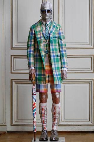 Неделя мужской моды в Париже: День 5. Изображение № 17.