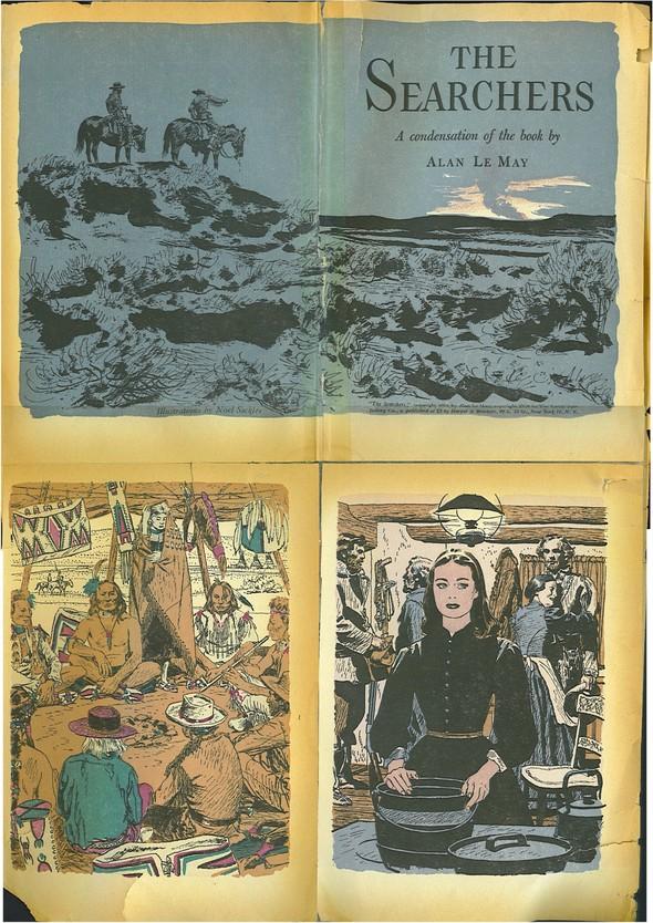 Американские иллюстраторы 40–60гг. ЧАСТЬ 1. Изображение № 70.