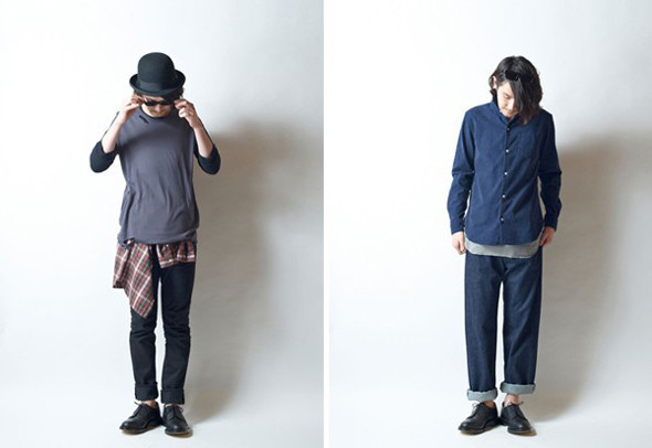 Victim Fall/Winter2012 Collection Lookbook. Изображение № 4.