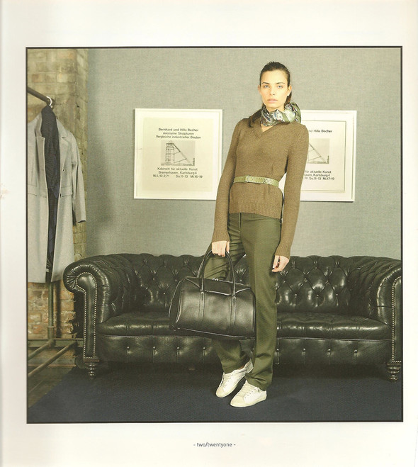 Lookbook Golden Goose women's FW2011-2012. Изображение № 1.