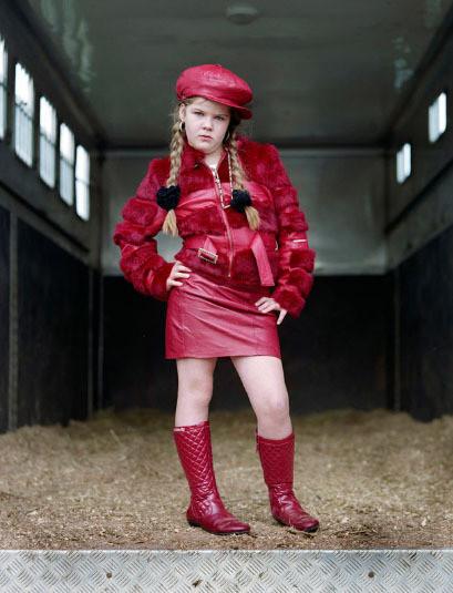 Изображение 18. Ирландская мода и наряды для праздников.. Изображение № 14.