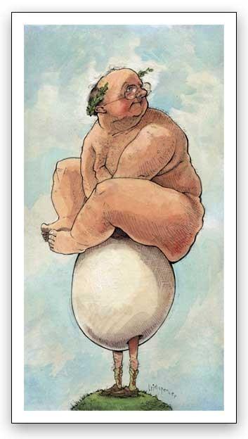 Watercolor humour. Изображение № 5.