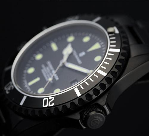 Steinhart Ocean Black. 340 EUR (19% VAT incl.). Изображение № 5.