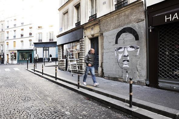 «Лица города» - арт-проект дизайнера Fauxreel. Изображение № 5.