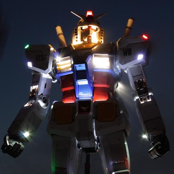 Гигантские человекоподобные роботы ужездесь!. Изображение № 10.