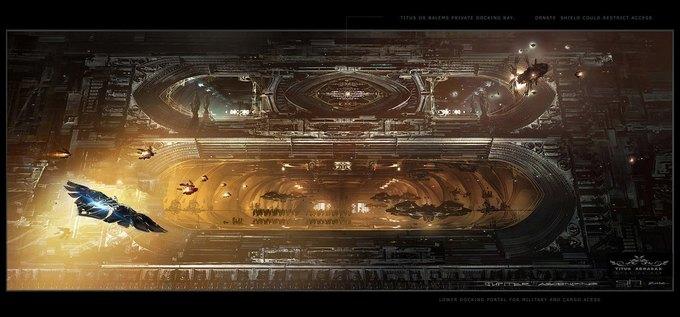 Художник «Восхождения Юпитер» выложил концепты к фильму. Изображение № 25.