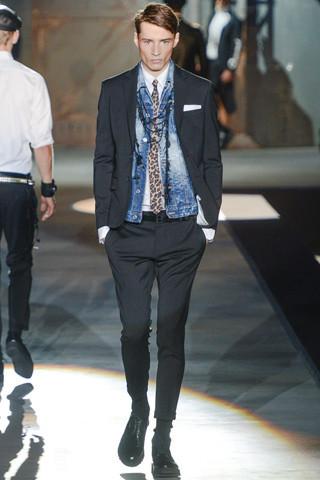 Неделя мужской моды в Милане: День 4. Изображение № 9.