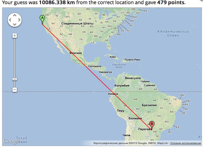 Игра GeoGuessr показывает, насколько хорошо вы знаете мир. Изображение № 2.