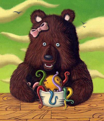 Художница-иллюстратор AnaBagayan. Изображение № 21.