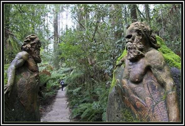 """""""Святилище гончара"""" - скульптуры Уильяма Рикетса (Willi. Изображение № 3."""