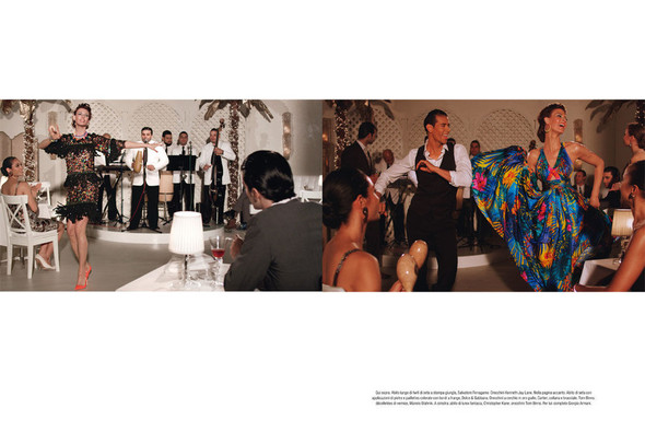 Новые съемки: Vogue, Nylon и другие. Изображение № 24.
