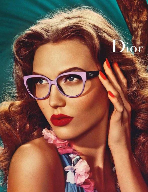 Изображение 8. Рекламная компания весна Dior.. Изображение № 8.