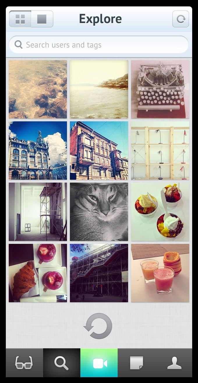В Белоруссии разрабатывают Instagram для GIF-картинок. Изображение № 4.