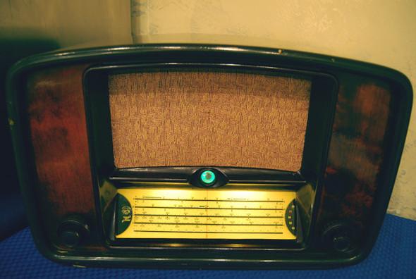 Радиоприемники в стиле ретро. Изображение № 1.