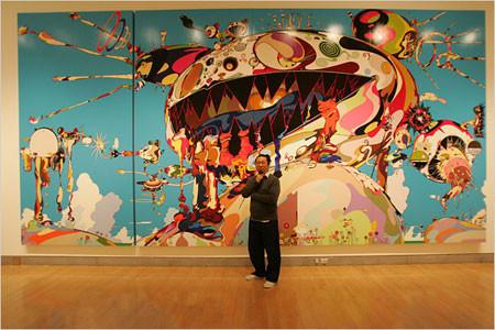 Takashi Murakami. Изображение № 4.
