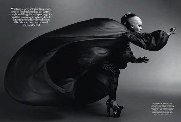Изображение 44. Съёмки: i-D, Man About Town, Vogue и другие.. Изображение № 10.