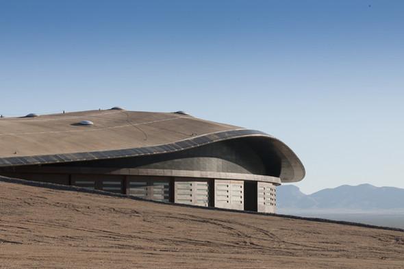 Бюро Фостера построило первый частный космодром. Изображение № 6.