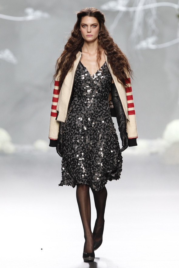 Madrid Fashion Week A/W 2012: Francis Montesinos. Изображение № 2.