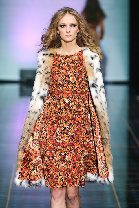 Masha Tsigal Autumn/Winter 12-13 Volvo Fashion Week. Изображение № 32.