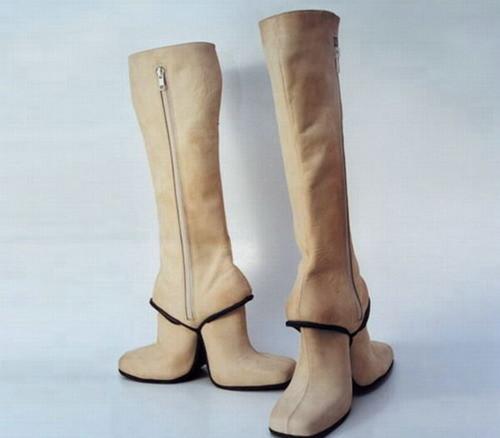 Креативная обувь. Изображение № 50.