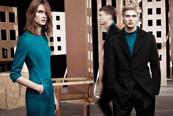 Мужские лукбуки: Louis Vuitton, Adidas и другие. Изображение № 33.