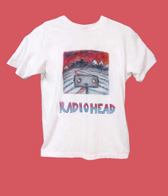 Новый взгляд на футболки: NIKSMADE. Изображение № 6.