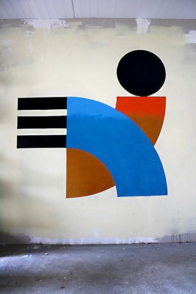 Абстрактное граффити: Стрит-художники об улицах, публике, опасности и свободе. Изображение № 53.