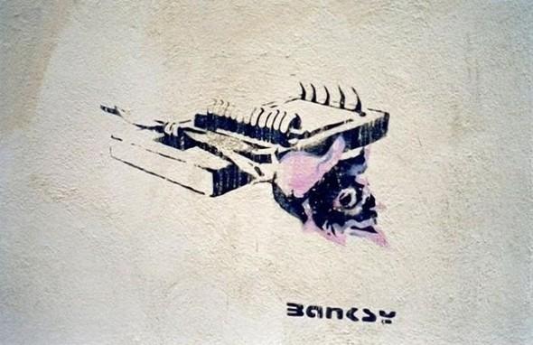 Изображение 17. Бристоль. Художественное граффити.. Изображение № 19.