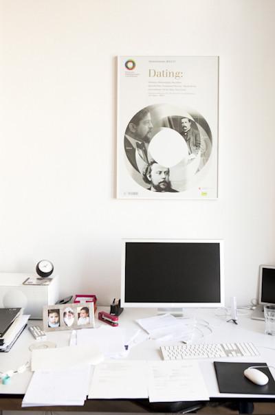 Рабочее место: Юстус Ойлер, арт-директор дизайн-студии Pentagram в Берлине. Изображение № 21.