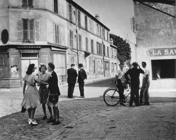 Robert Doisneau. Изображение № 28.