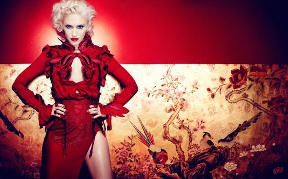 Съёмка: Gwen Stefani 4 InStyle November 2011. Изображение № 4.