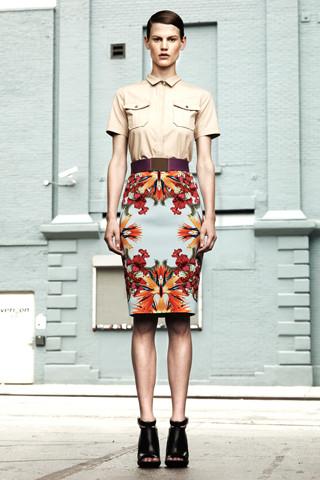 Изображение 11. Лукбуки Resort 2012: Givenchy, Lanvin.. Изображение № 11.