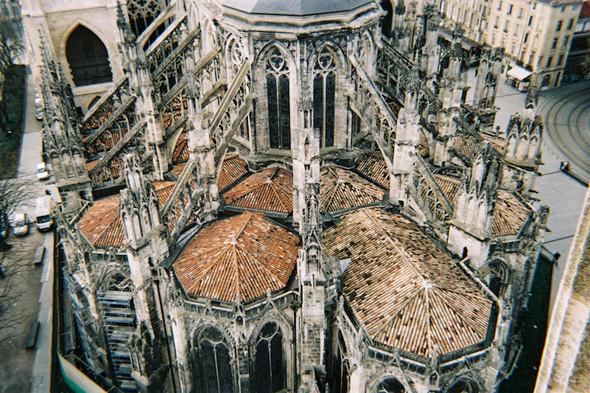 Кафедральный собор в Бордо. Изображение № 9.