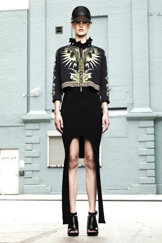 Изображение 31. Лукбуки Resort 2012: Givenchy, Lanvin.. Изображение № 31.