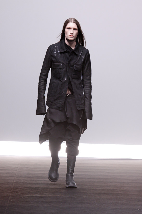 Rick Owens Fall Winter 2009 2010. Изображение № 4.