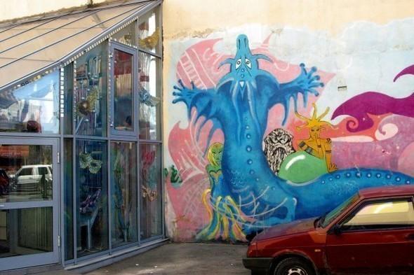 Граффити Петербурга. Изображение № 2.
