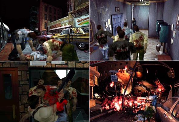 История Resident Evil. Изображение № 4.
