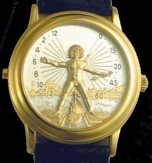 Самые странные наручные часы Топ-30. Изображение № 19.