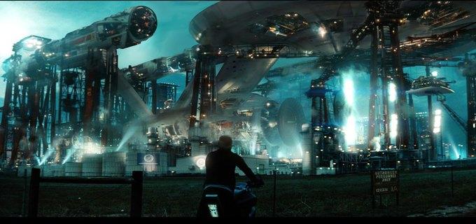 Концепт: «Энтерпрайз» 1966 года в новом «Звёздном пути». Изображение № 5.