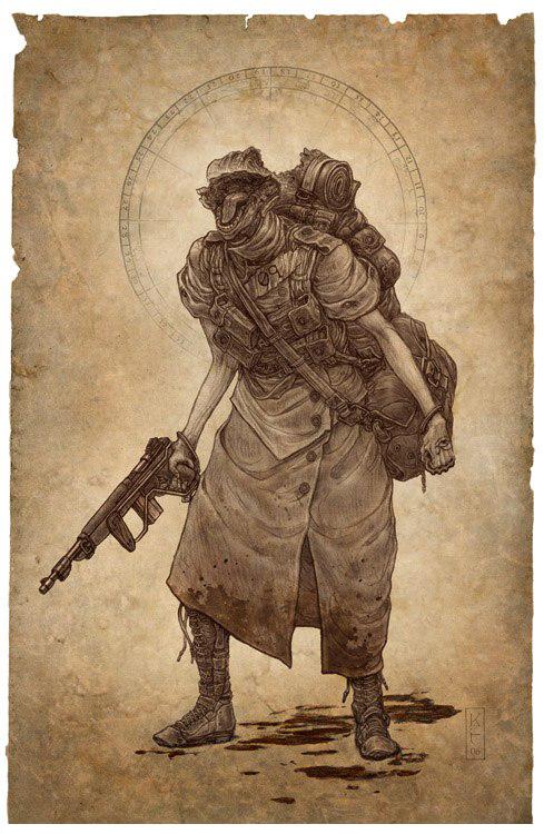 Keith Thompson(c) арт. Изображение № 11.