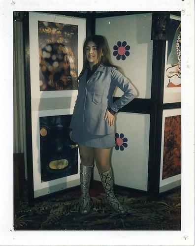 Изображение 15. Стриптиз,Polaroid и60-е годы.. Изображение № 16.